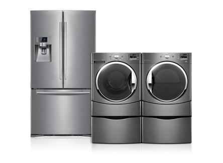 Home Appliances Fridge Washer Dryer