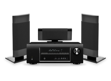 Home Audio Video Theater Systems