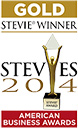 Gold Stevie Winner 2014 For American Business Award