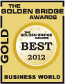 Golden Bridge Awards for Customer Service 2012
