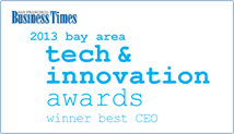 Business Times Tech and Innovation Award 2013, Best CEO