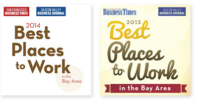 2013 and 2014 Best Places to Work