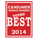Consumer World Award 2014